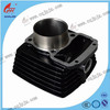 Hot Sale Cylinder Block Motorcycle Spare Parts For CG200 Black Motorcycle Engine Parts