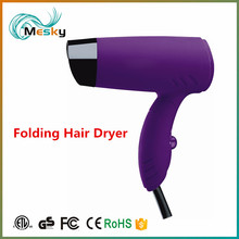 Portable 220V hotel room hair dryer cheap price, mini size foldable deisgn hair blow dryer price
