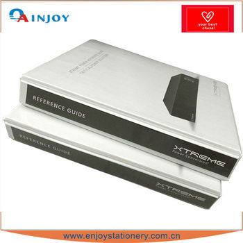 Catalogue Binder Durable Quality