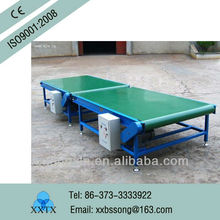 ISO&CE certificate Sturdy endless flat belt types of conveyor systems