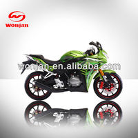 150cc Popular Racing Motorcycle With CB151 Engine (WJ150R)