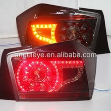 2008-2011 Year for Honda City LED Back Light Tail Lamp Smoke Black Color YS