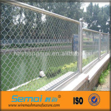 Anping factory price height quality chain link fencing fabric