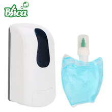 Newly designed Soap dispenser with refill wall mounted hotel soap dispenser for liquid soap