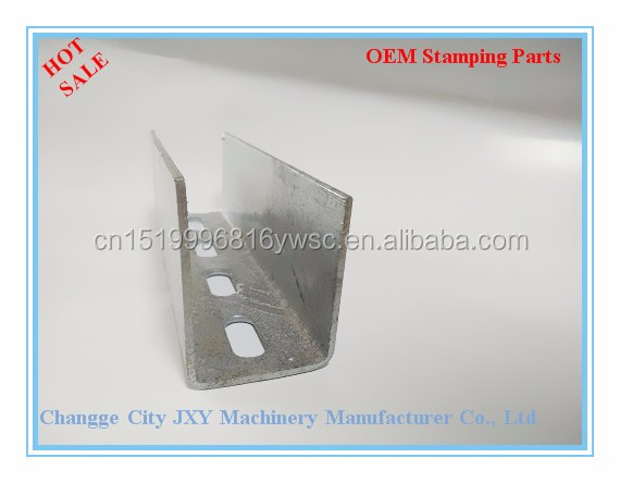 deep drawing welding galvanized metal stamping parts for housing