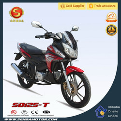 2015 High Speed Motor Top Level Cub Motorcycle MOPED SD125-T
