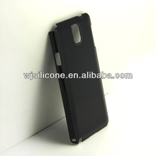 For Samsung Galaxy Note 3 black cover case