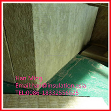 Basalt Fiber fire retardant foam insulation board/rock wool panel/m2 price panel