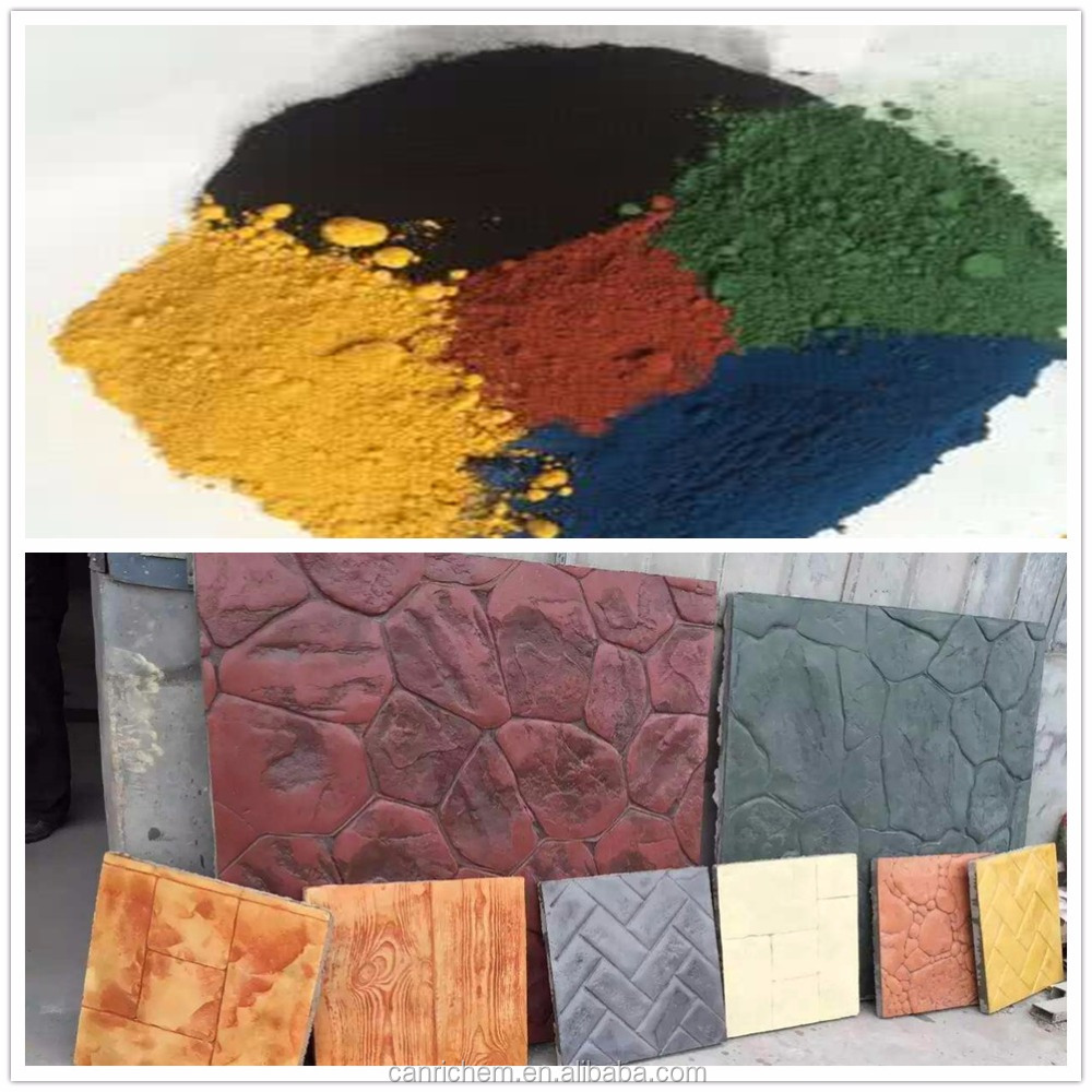 Inorganic Pigment Style and Iron Oxide Type water based paint pigment paste