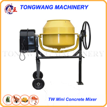 Tongwang 140L TW140 electrical concrete mixer