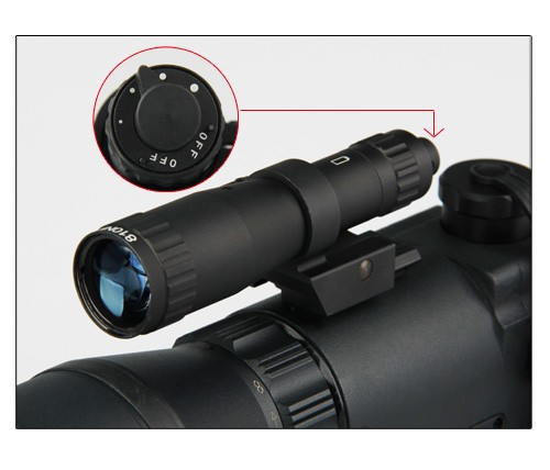 military infrared Night Vision Riflescope tactical Night Vision Goggles hunting scope CL27-0009