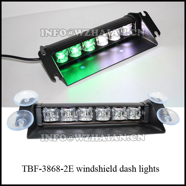 emergency strobe light 6w led dash light led strobe flashing light for. Black Bedroom Furniture Sets. Home Design Ideas