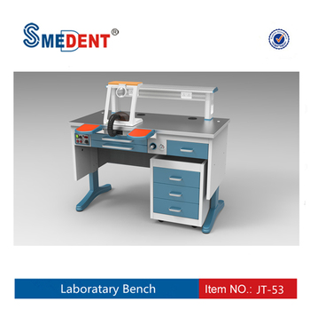 dental lab work bench / Single Dental Workstation (1.2m)