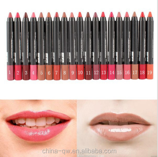 Menow Cosmetics Matte Lip Kit Kissproof Lipstick Pencil