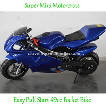 Hot Sale Mini Pocket Bike 49cc Chopper with Electric Start