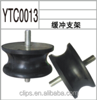 High quanlity rubber bumper support, automotive rubber parts, rubber damper for auto