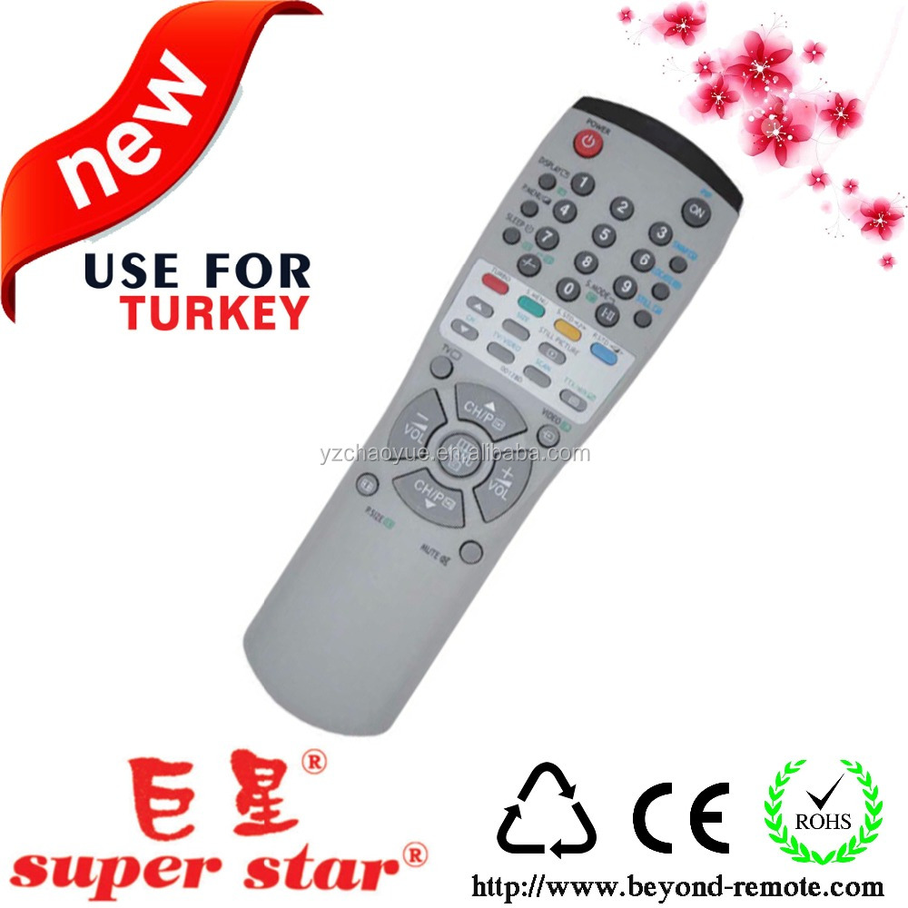 long distance wireless remote control for icd tv