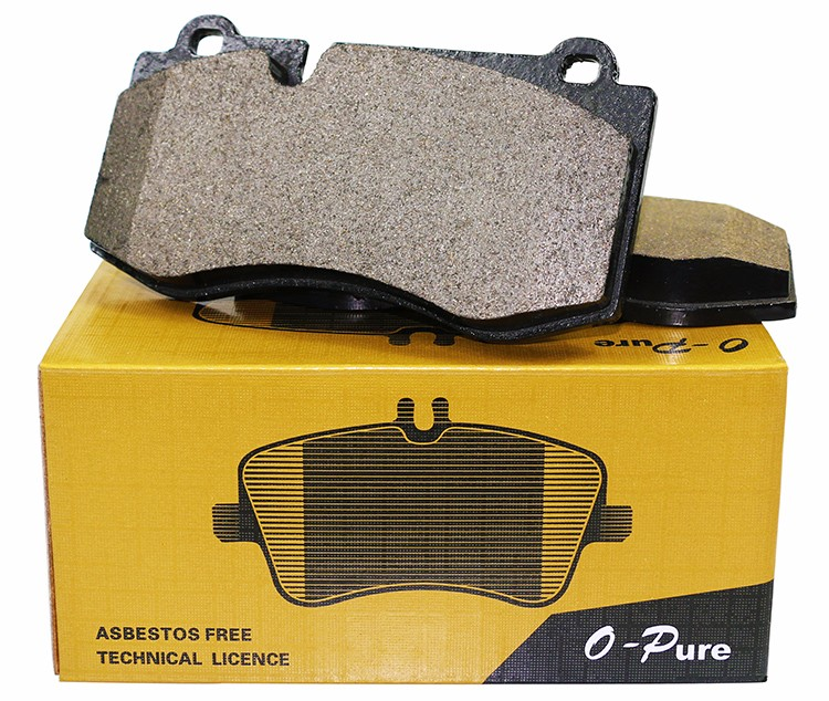 ISO9001/TS 16949 Best Break Pad Ceramic Brake Pads Factory For Korean Japanese European American Cars for sale