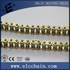 Wholesale motorcycle chain 428H golden