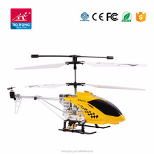 2.4GHz 3CH RC Helicopter with Gyro Led Flashing Aluminum Anti-Shock Remote Control Toy Kids Gift