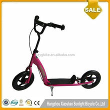 Christmas Gift Air Wheel Push Scooter Kids Stunt Kickbike 2 wheel Kids Scooter