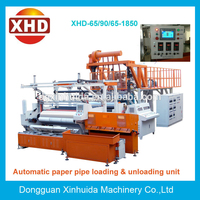 Hot sale low cost stretch film extruder stretch film machine price