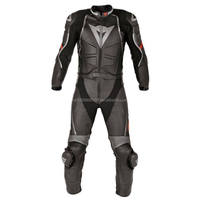 1 piece black leather suit 2 piece leather suit full black leather suit