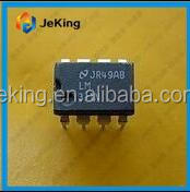 Comparator General Purpose DTL, MOS, Open-Collector, Open-Emitter, RTL, TTL 8-DIP LM311N