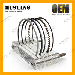 2016 New Style Air Cooled 200cc Gasoline Engine Parts ATV Piston Ring