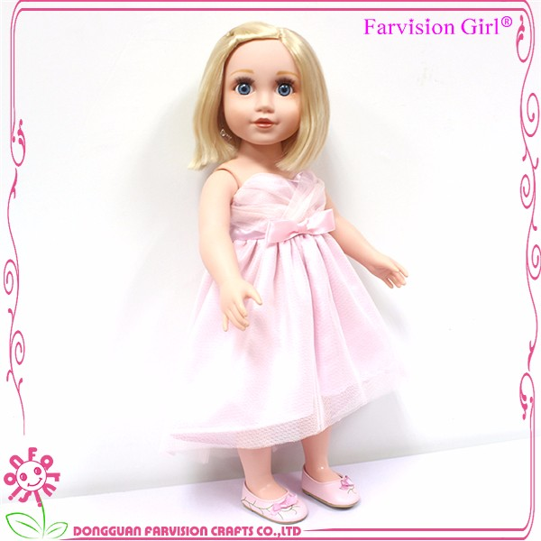 First 18 inch silicone doll life size girl doll newborn doll mold for sale