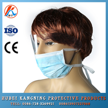 Anti Odor Transparent Plastic Face Mask for Food Industry