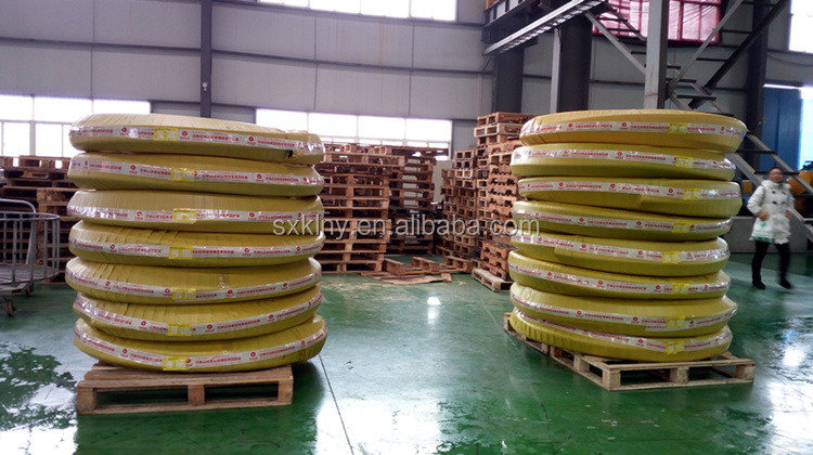 6SH steel wire reinforced hydraulic rubber hose
