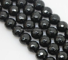 6 8 10 12mm wholesale faceted beads black natural agate beads gemstone price list beadsagate gemstone beads