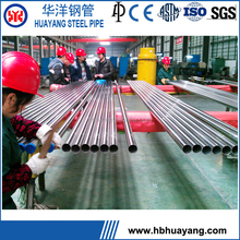 4 Inch SS316 EN10216 Seamless Stainless Steel Pipe
