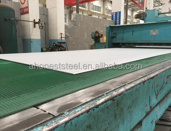 1Cr11MoV hot rolled stainless steel plates for steam turbine blades