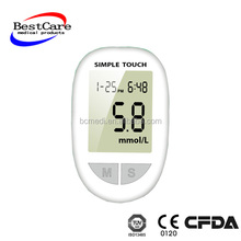 Blood Glucose Meter Cholesterol and diabetes test strips