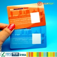 NFC forum tag type 2 compliant RFID contactless MIFARE Ultralight EV1 card
