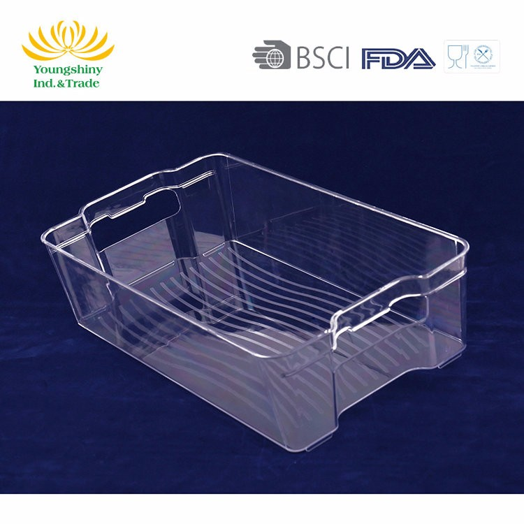 Different Material vegetable display basket