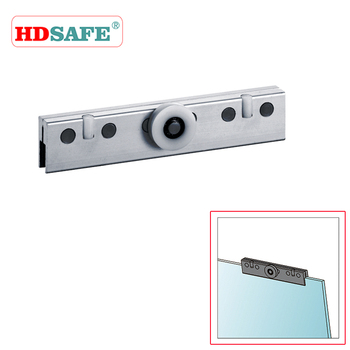Sliding door hardware, moving gate accessories, aluminum sliding glass door hanger