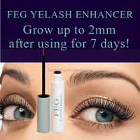 Personal care products strong effects 3ml eyelash growth serum , FEG