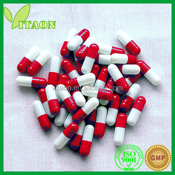 400 mg Maitake Mushroom Capsule and OEM Private Label for Dietary Supplement