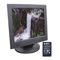 Speco 17 inch LCD AV Monitor with TV Tuner (Color)