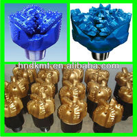"durable 8 1/2""125.9mm new 417 oil rig drill bit manufacturer deep water well api spec 7 tricone drill bit"