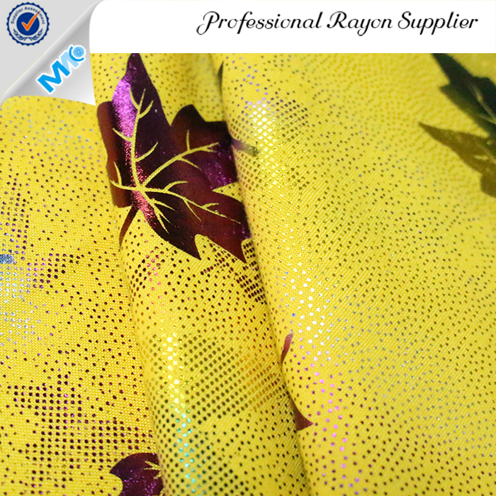 MR16003BP HOT SALE printing fabric from shaoxing textile