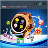 Bluetooth T3 Smart Watch Support WIFI GPS WCDMA SIM Card With Heart Rate Monitor