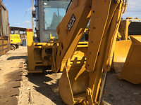 construction machine equipnment/second hand/used/cheap/skid steer/ best price 3CX backhoe wheel loader for sale