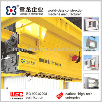 precast concrete components machine ,precast cocrete mold , concrete distributer machine , precast concrete wall mahine