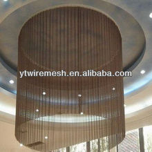 Interior Decorative Metal Chain Link Drapery