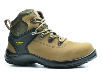 "Men's 6"" Breathable Safety Boots and slip resistant steel toe leather safety footwear and safety boots SC-2282"