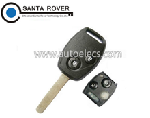 Fake Car Key For Honda CRV MLBHLIK-1T Remote Key (Euro) ID46 2 Button